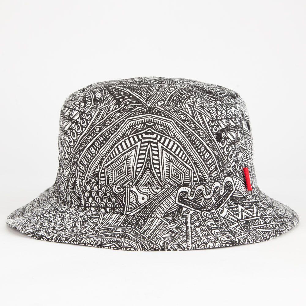 vans women's bucket hats