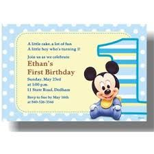 Baby Mickey Mouse 1st Birthday Wallpaper Google Search Sarim And
