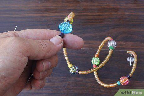 e187e4e0c Make Suncatchers   Art   Pinterest   Beaded bracelets, Bracelets and ...