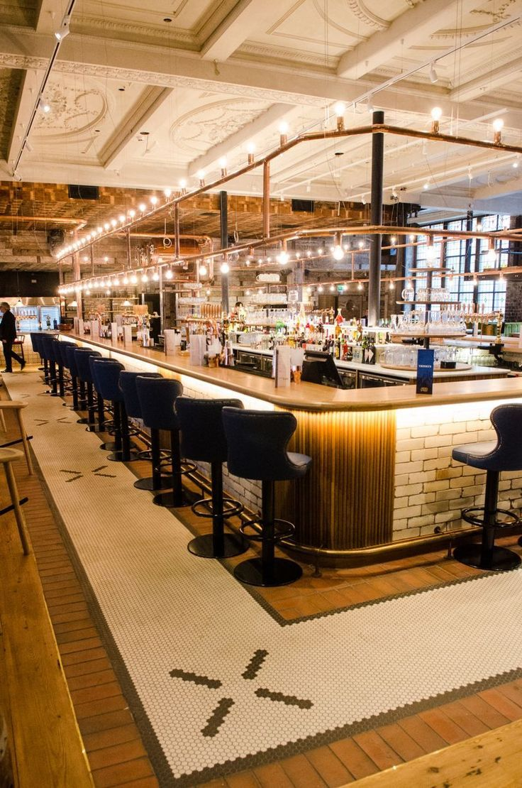 Sneak peek Inside Manchesters new beer hall Alberts