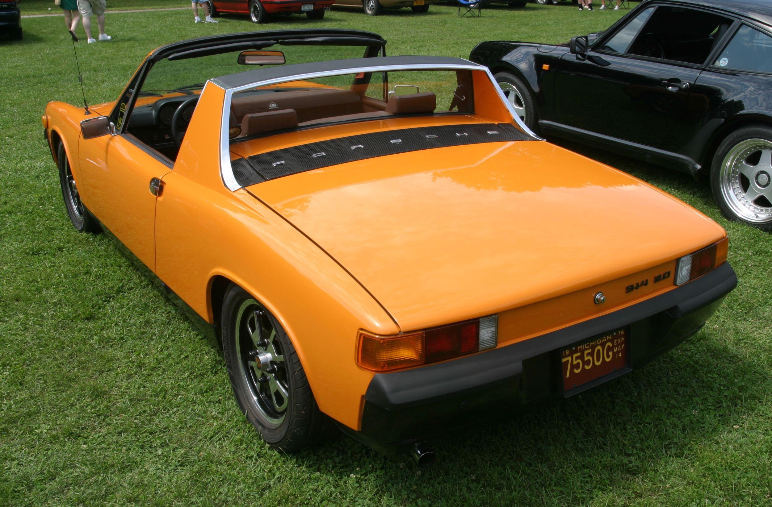 1974 - Porsche 914