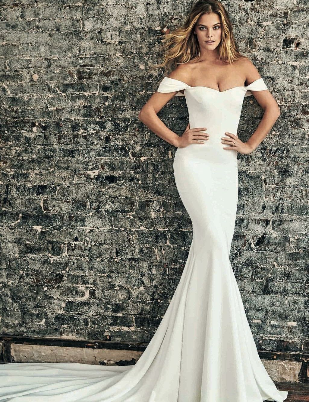 29 The Best Mermaid Wedding Dresses - wedding dress #mermaiddress #weddingdress #weddinggowns