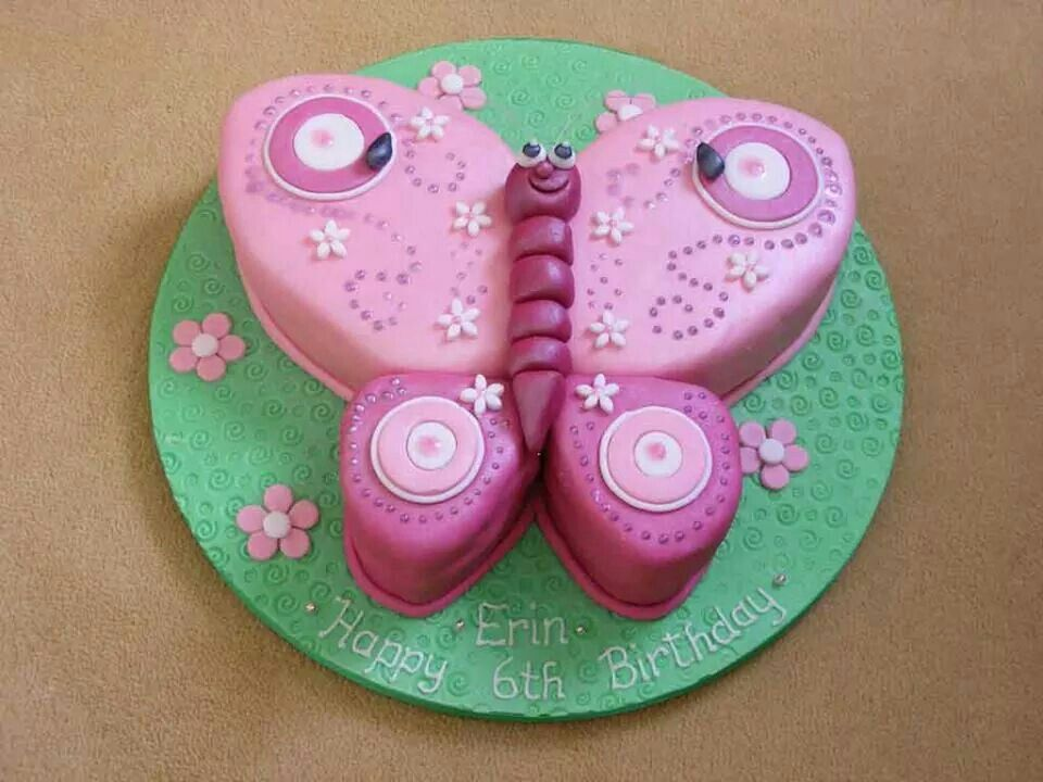 Beautiful Butterfly Cake Butterfly Birthday Cakes Butterfly Cake Decorations Butterfly Cakes
