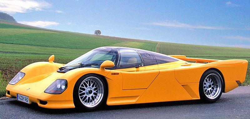 1994 Dauer 962 Le Mans Porsche1994 Dauer 962 Le Mans Porsche price 2 060  000 $ speed 402 kph / 250 mph 0-100 kph 2.7 s… | Porsche price, Super cars,  Porsche