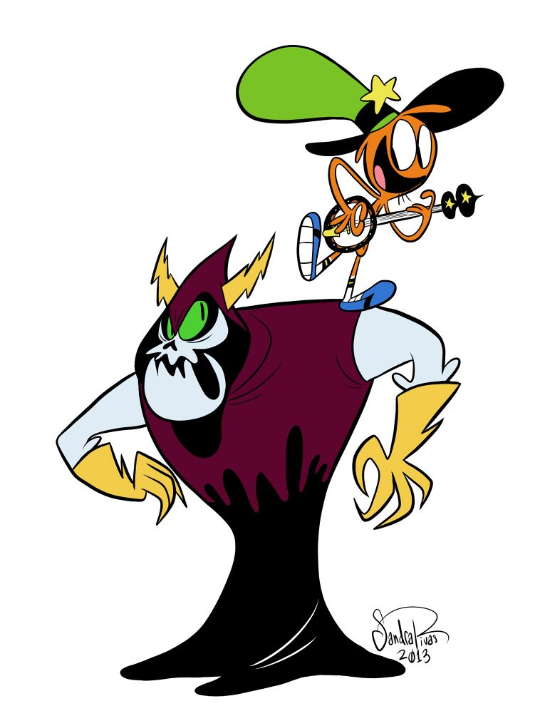 Wander and Lord Hater by happydoodle. on @deviantART ...