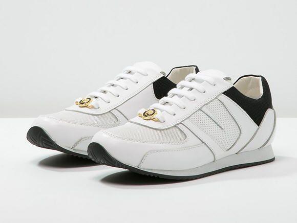 6bd3aba6289 Versus Versace Baskets basses - bianco prix Baskets homme Versace Zalando  175.00 €