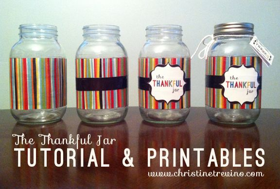 Maintain an attitude of thanksgiving throughout the year with this free How-to & set of printables