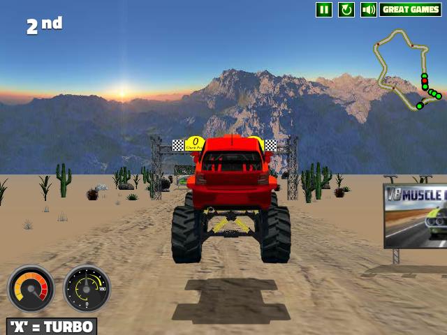 Monster Truck Rally - foxyspiele.com