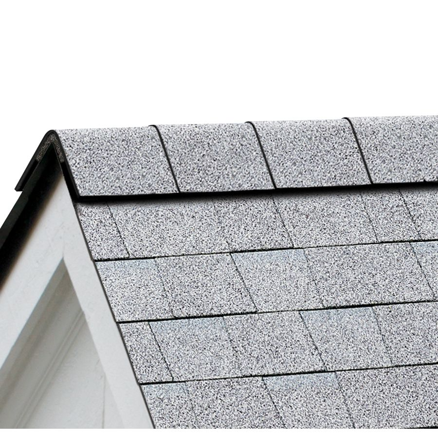 Owens Corning Perforated 33 75 Lin Ft Shasta White Hip And Ridge Roof Shingles Lowes Com In 2020 Ridge Roof Roof Shingles Shingling