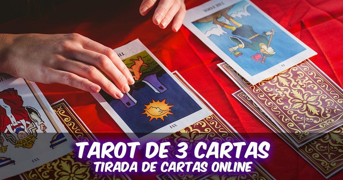 Tarot De 3 Cartas Tirada Online Tirada De Cartas Gratis Tirada De Tarot Gratis Tarot