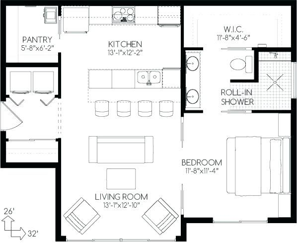 Best Small Cottage House Plans House Plans For Small House Homes Floor Plans Best Retirement House Plans I House Floor Plans Small House Plans Tiny House Plans