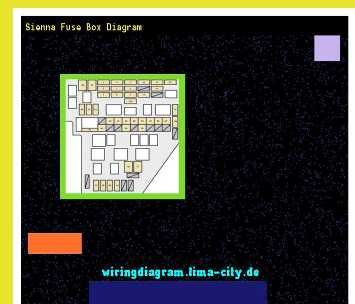 sienna fuse box diagram wiring diagram 185556 amazing wiring rh pinterest com toyota sienna fuse box diagram toyota sienna fuse box diagram