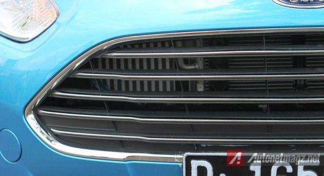 Ford Fiesta Ecoboost Intercooler