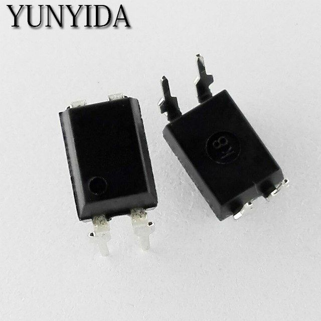 Free Shipping 50PCS PC817C PC817 DIP-4 Review   Integrated