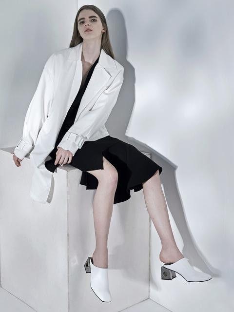 NEW MODERN Calm Mule WH   Fashion, New wardrobe, Jelly