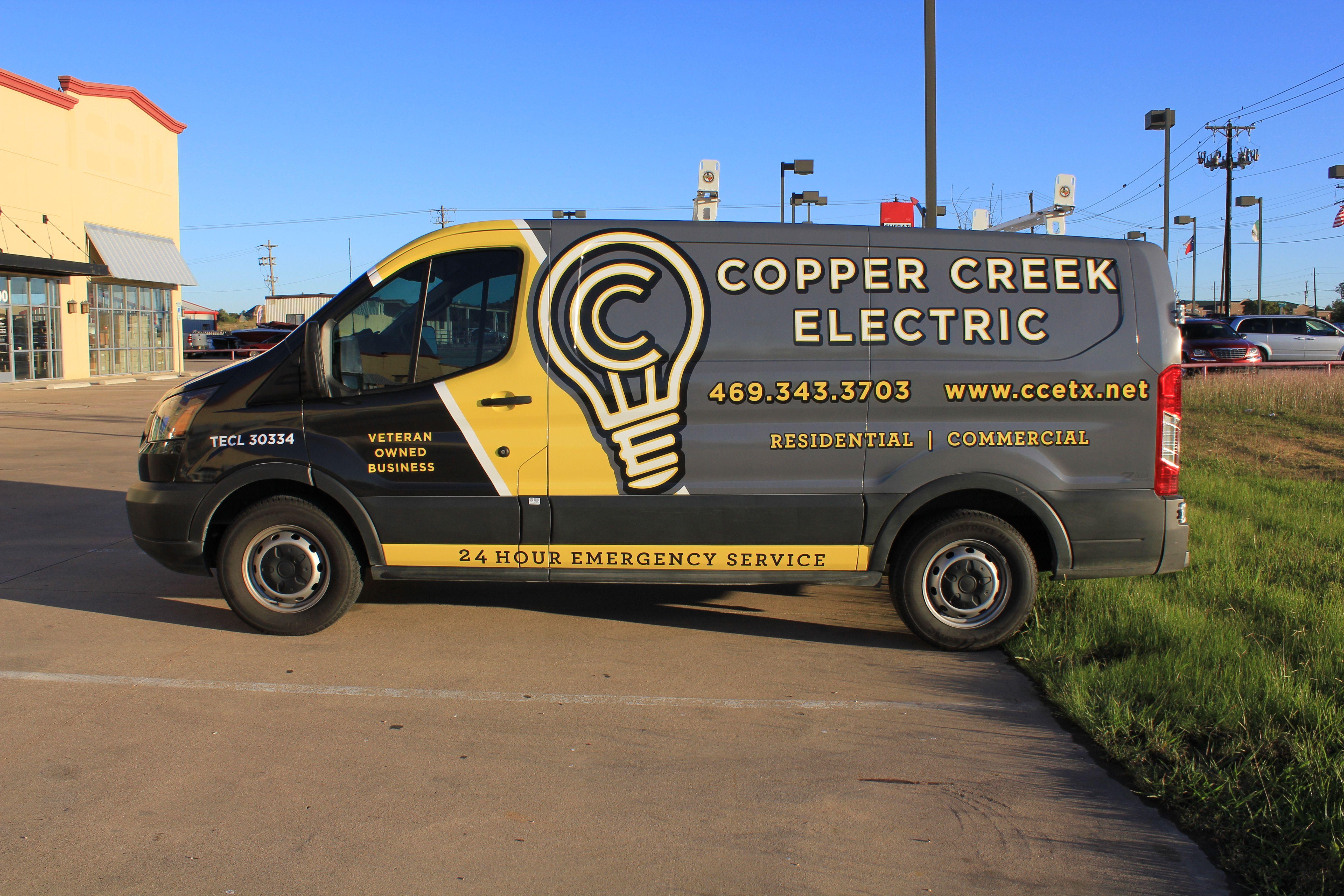 Electric Company Vehicles Van Wraps For Electric Companies Black Yellow And Grey Wraps Van Wrap Van Signage Vehicle Signage [ 3456 x 5184 Pixel ]
