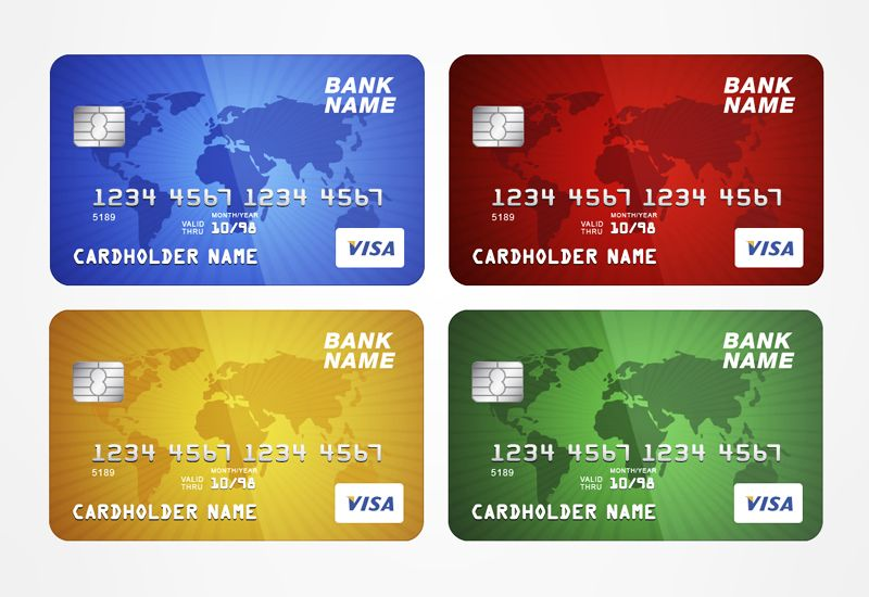 Free Credit Card Template Vectorize Images Credit Card Icon Credit Card Design Credit Card Images