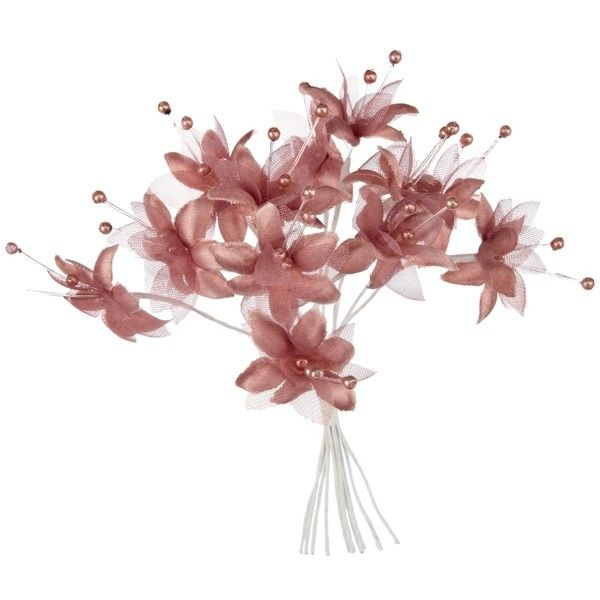 John lewis silk flowers pack of 12 old pink 404 liked on john lewis silk flowers pack of 12 old pink 404 liked mightylinksfo