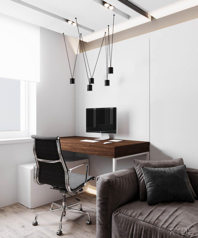 3 Scandi-Style Home Interiors Under 70 Square Metres (750 Square ...