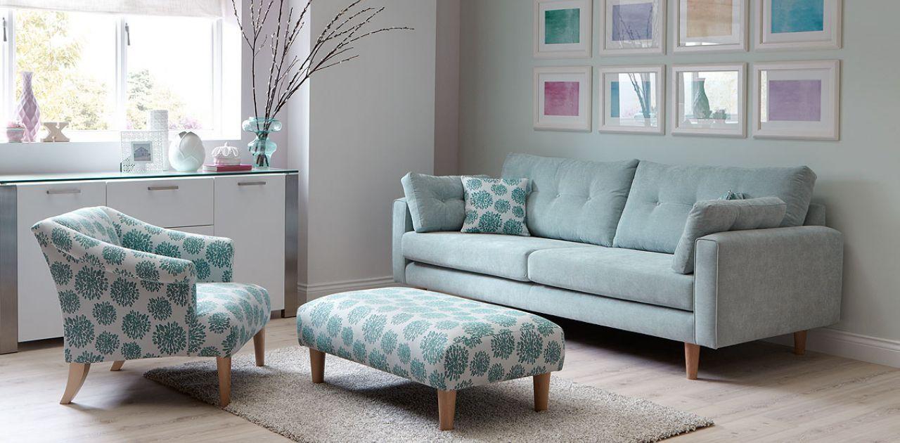 Teal sofa set http://www.dfs.co.uk/sofas/fabric-sofas/poet/4 ...