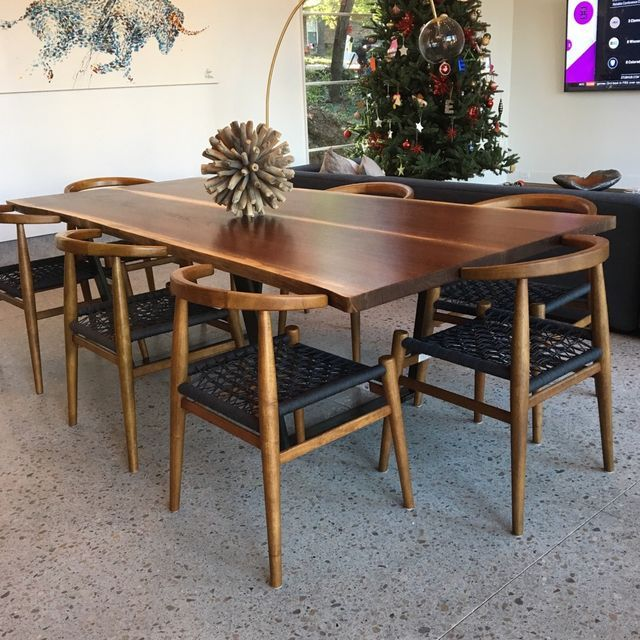 Love This From Custommade  Dining Room  Pinterest  Walnut Cool Custom Made Dining Room Tables 2018