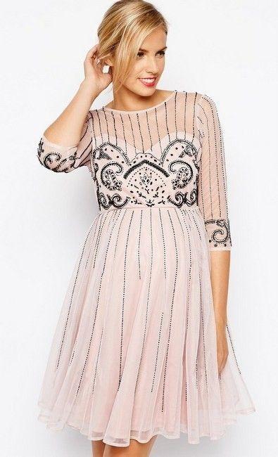 Vestido de fiesta para mujeres embarazadas Maacie MCS02050