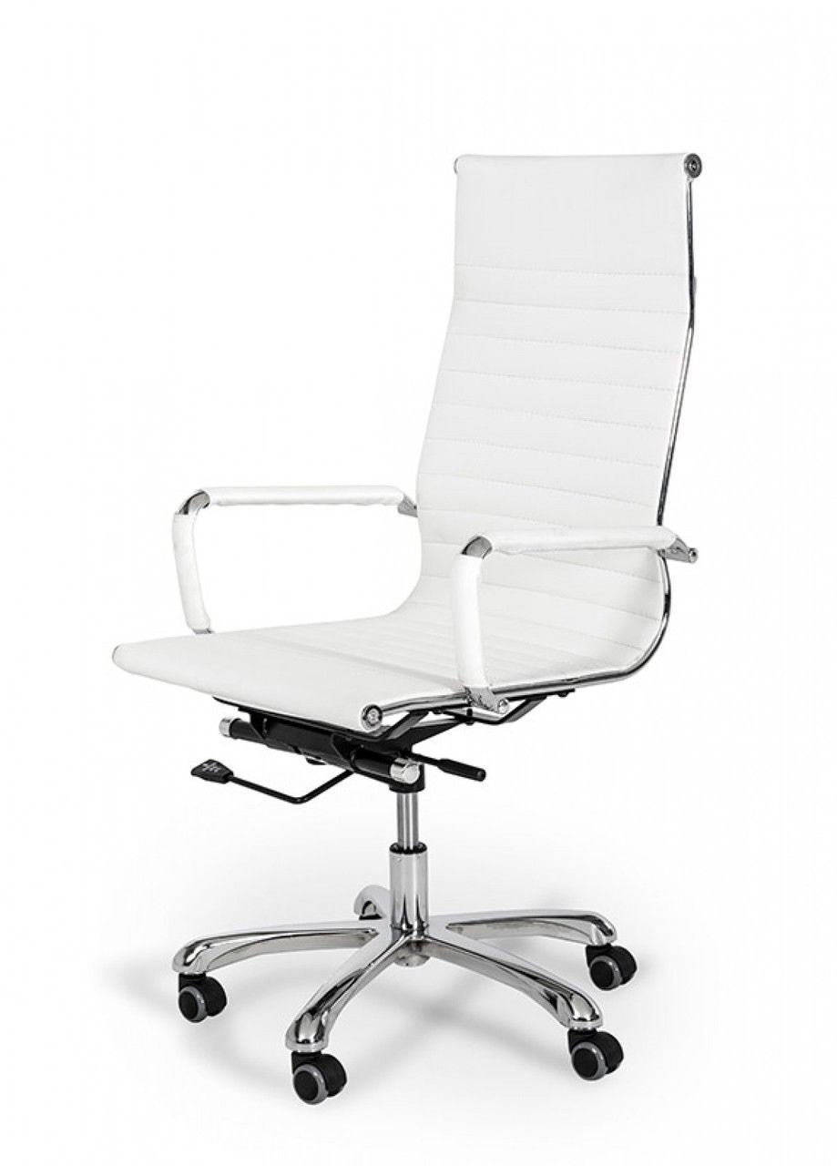 white leather office chair ideas on pinterest white leather chair