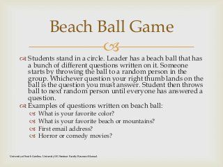 Fun Physical Education Games for High School Students ...