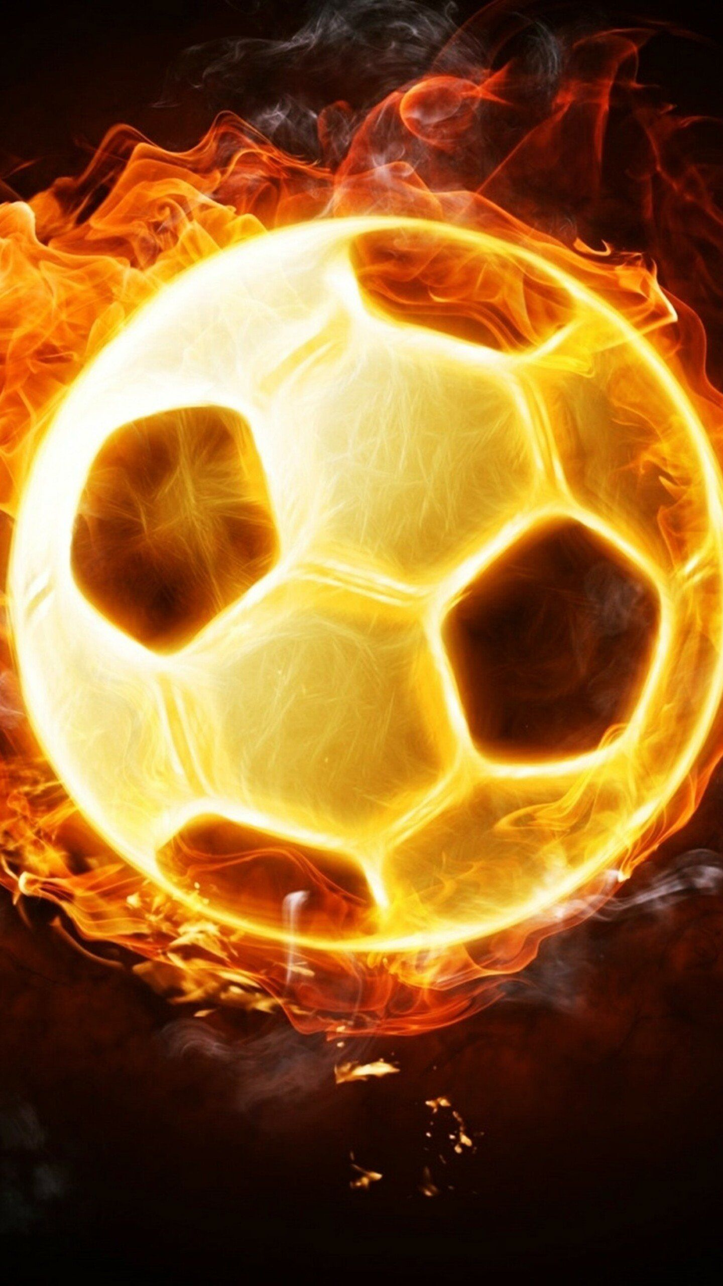 Football Soccer Fire Ball 4k Hd Sports Wallpapers Photos And Pictures In 2020 Football Soccer Sports Wallpapers Soccer