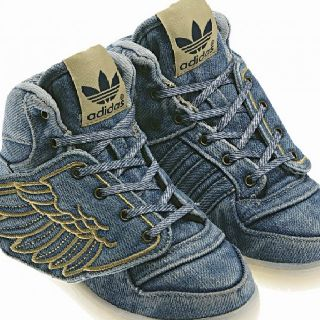 separation shoes 68957 a91b8 Adidas Jeremy scott with wings