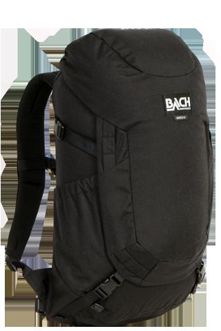 7a70b53b34f2 Shield 22 - Black デイリーユースに最適な22Lの小型バックパック。 背面のシステムには同型の45Lのタイプと同じものを採用する。  Bachが推奨するパッキング ...