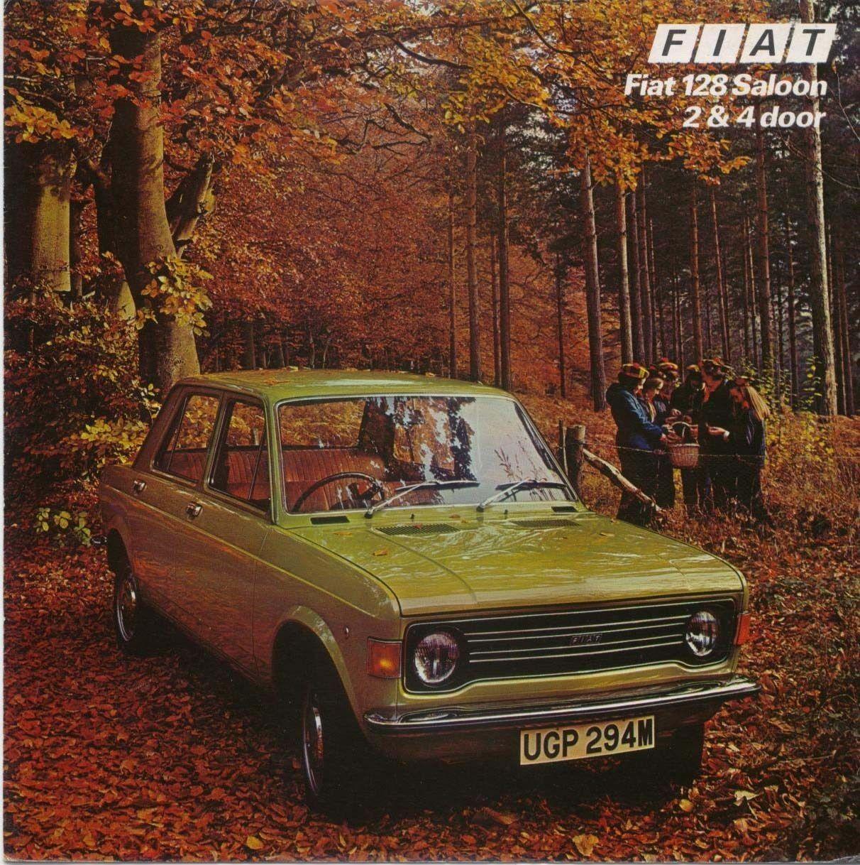 Details About Fiat 128 1100 Saloon 2 Door 4 Door 1975 76