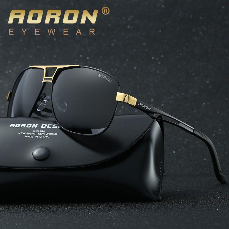 942410cd5024 Hd-Polarized-Mens-Sunglasses-Outdoor-Sports-Pilot-Eyewear-Driving-Glasses- New