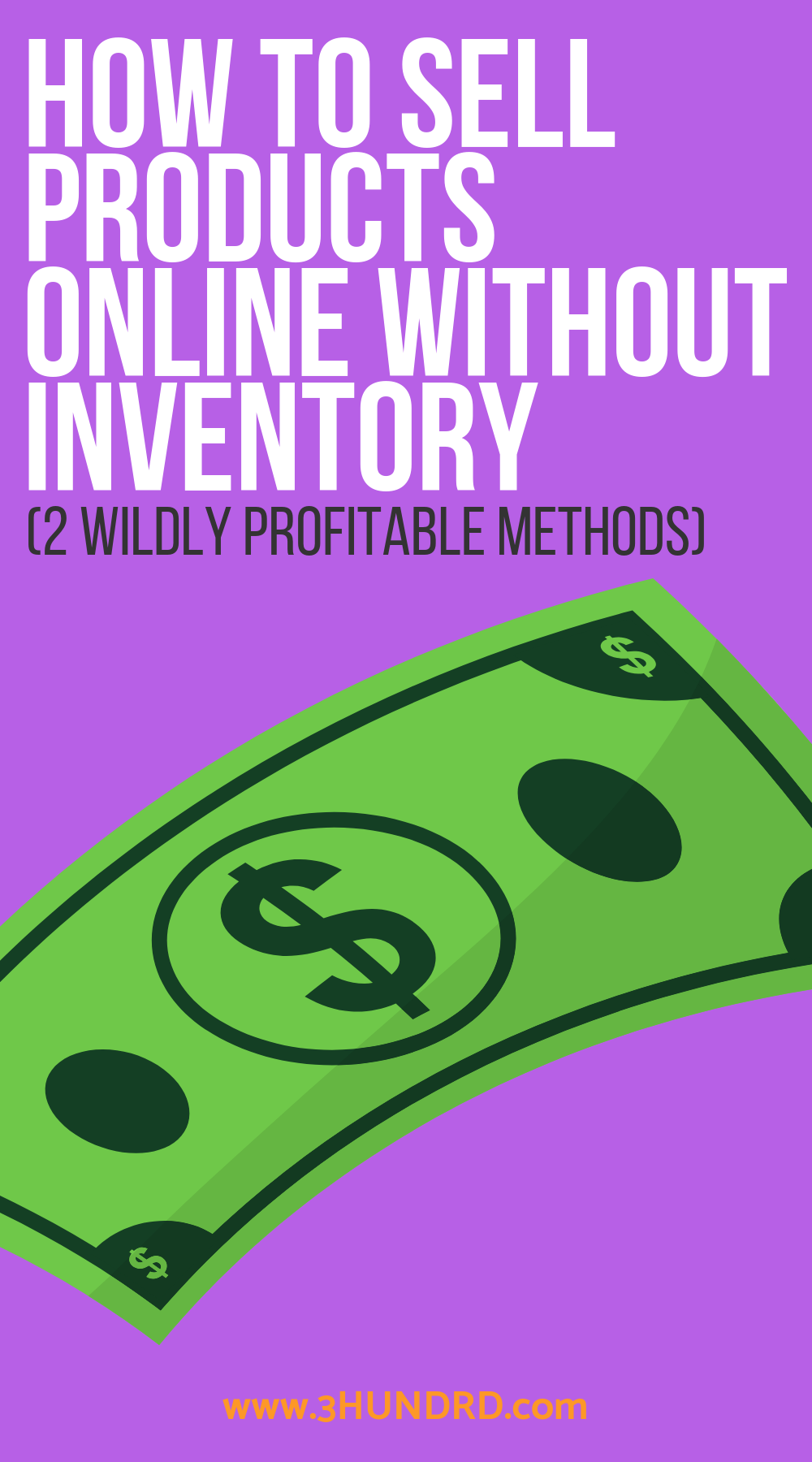 How To Sell Products Online Without Inventory (2 Wildly