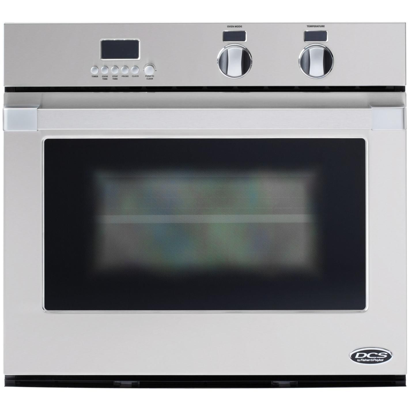 Dcs 30 Inch Electric Single Wall Oven By Fisher Paykel