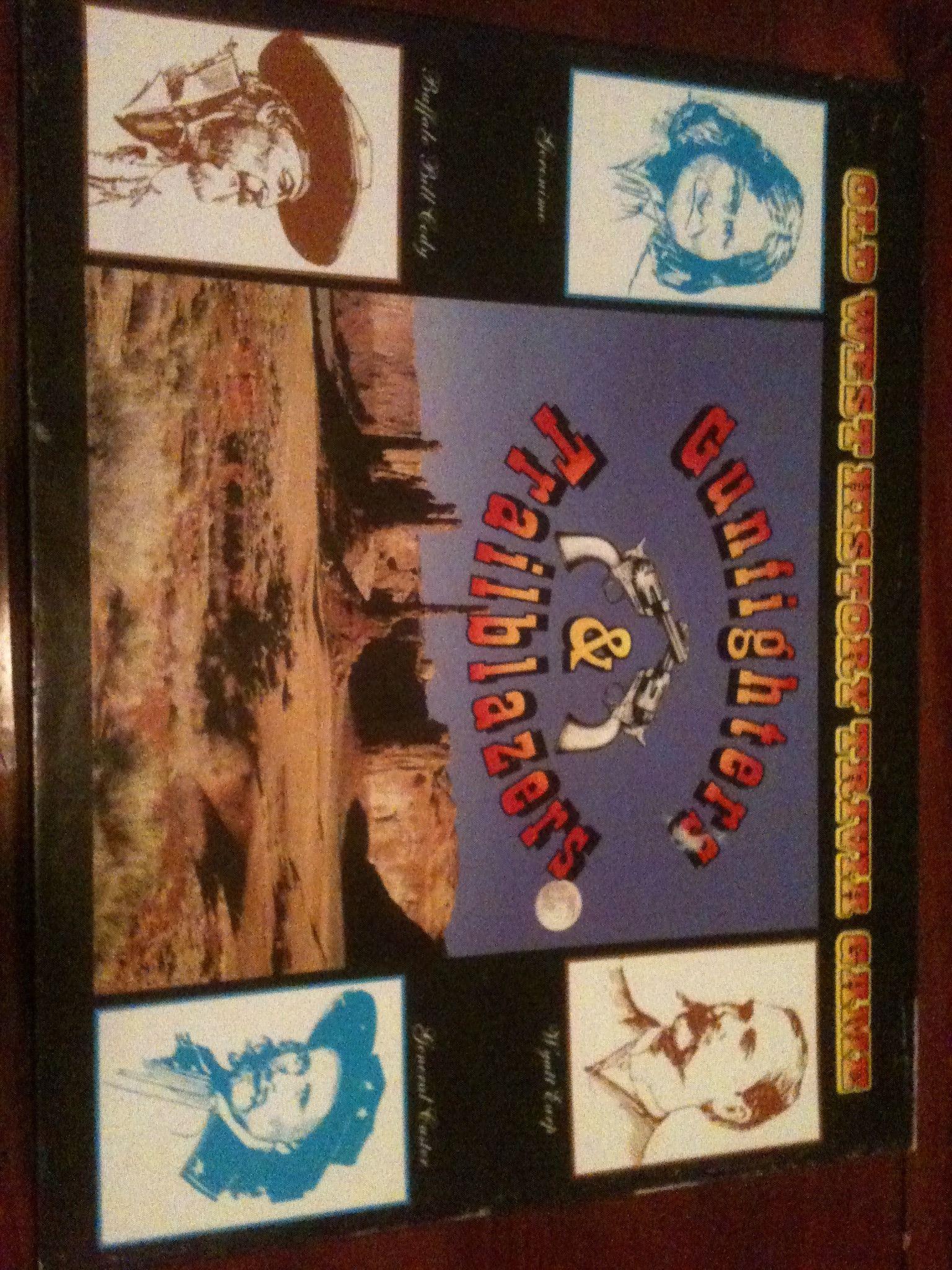 Gunfighters trailblazers american west custer