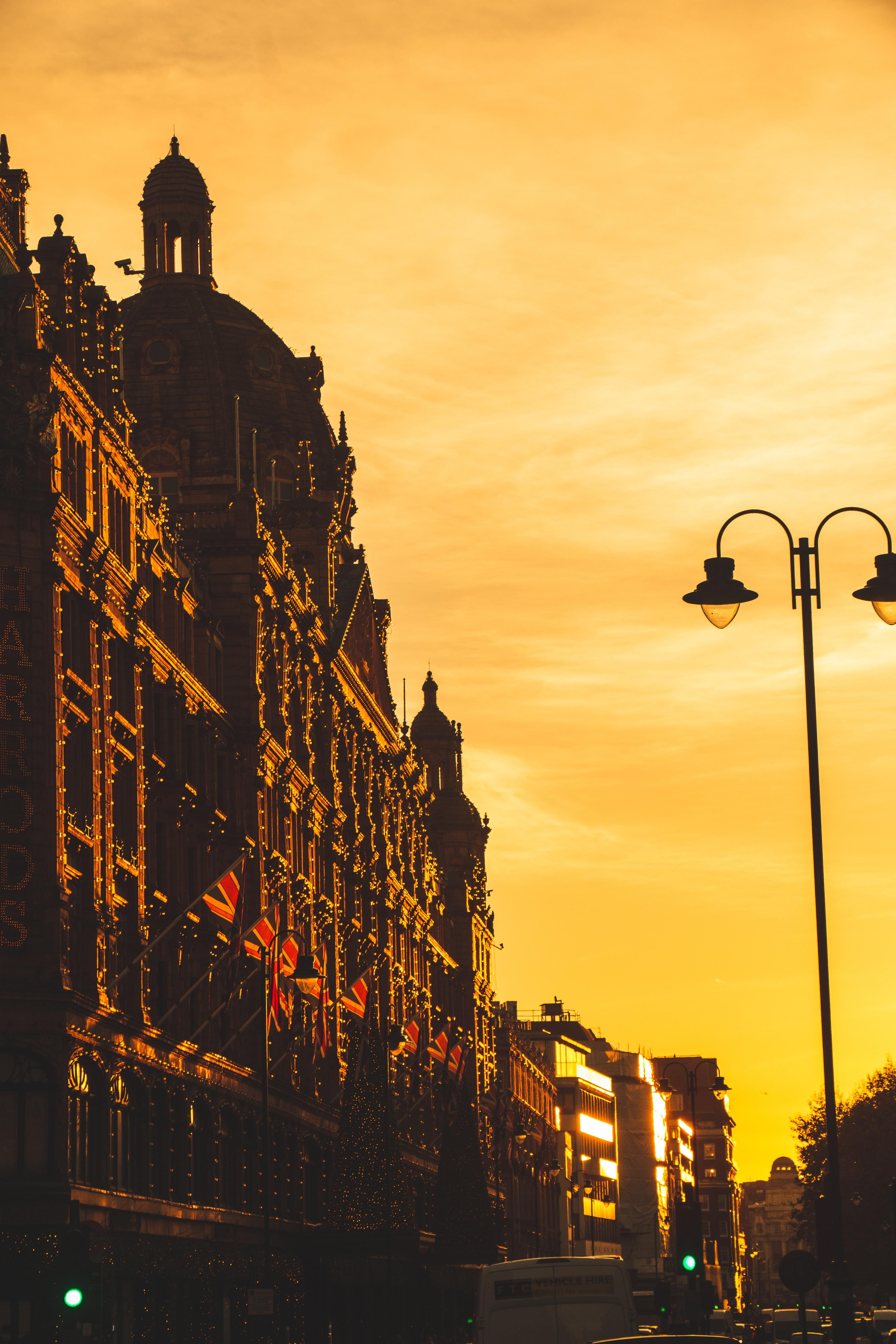 ITAP of London at golden hour | Best New Photography in 2019
