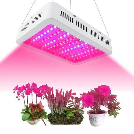 2000W LED Grow Light Hydroponic Full Spectrum Medical Plant Flower Bloom Lamp