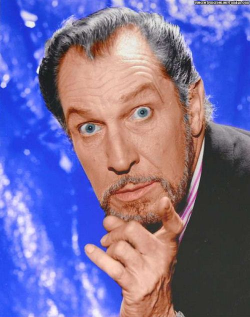 Vincent Price by Harry Goodwin; 1/8
