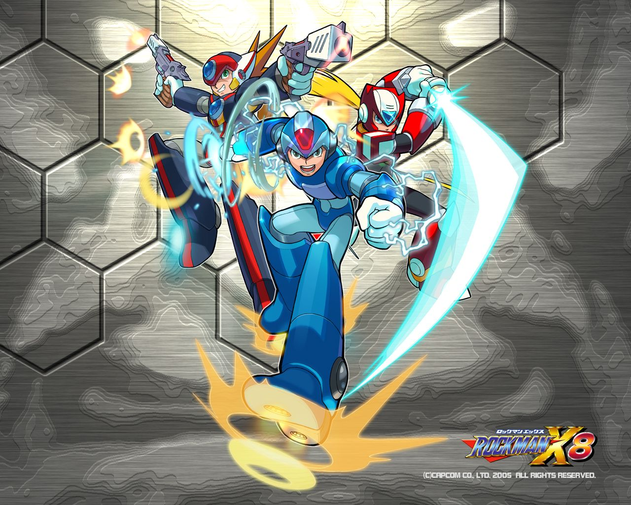 Zero Megaman X Wallpaper Anime Wallpaper Character Wallpaper Anime