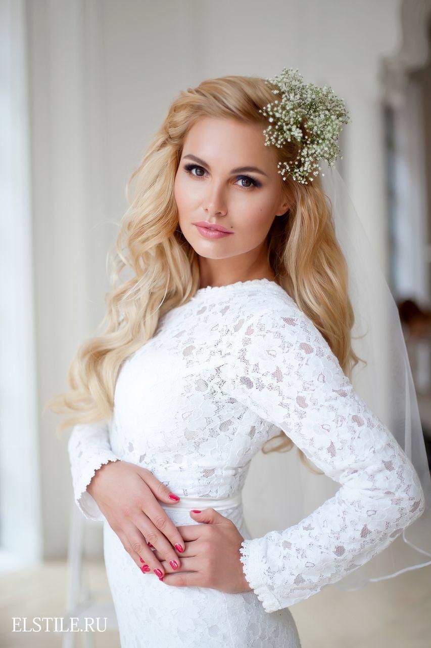 Lovely bridal look Web: www.elstile.ru, www.elstile.com | Wedding ...