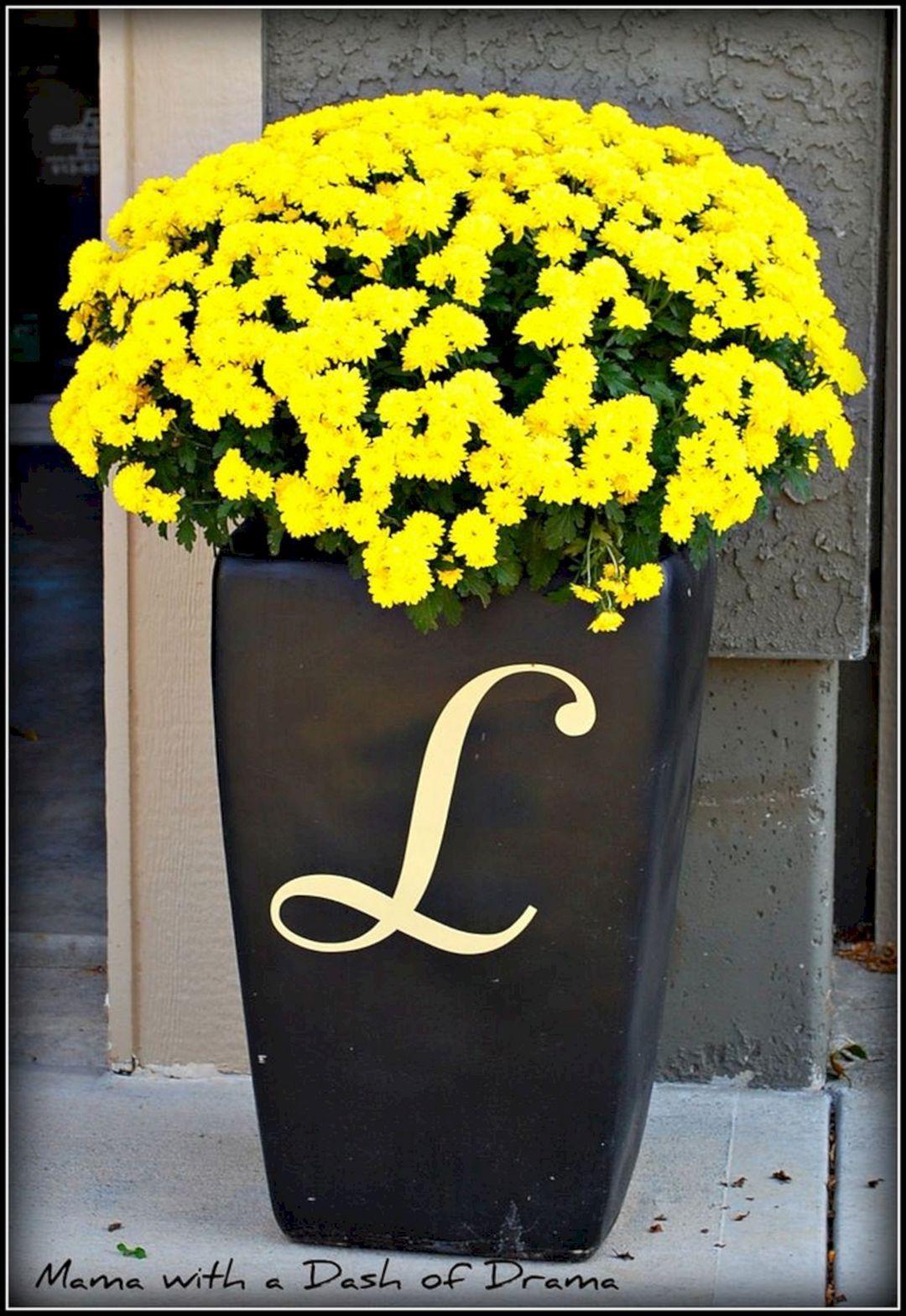 Front Porch Flower Planter Ideas 29 (Front Porch Flower ...