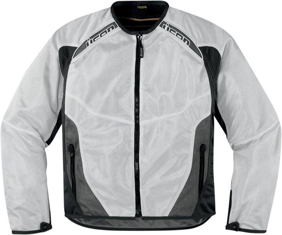 Jacket Summer Anthem Ride Icon WhiteProducts Mesh cj4S35RLqA