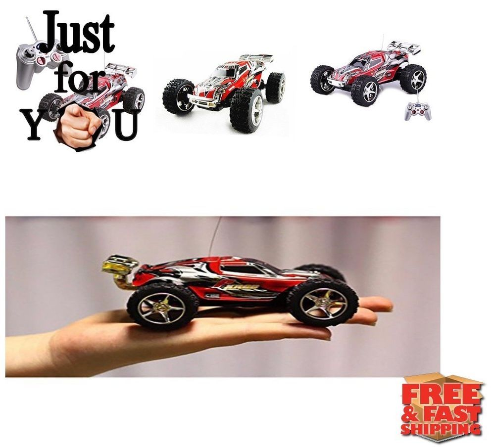 Great Christmas Gift For Kid Boy Rc Car 2wd Remote Control Racing High Sd