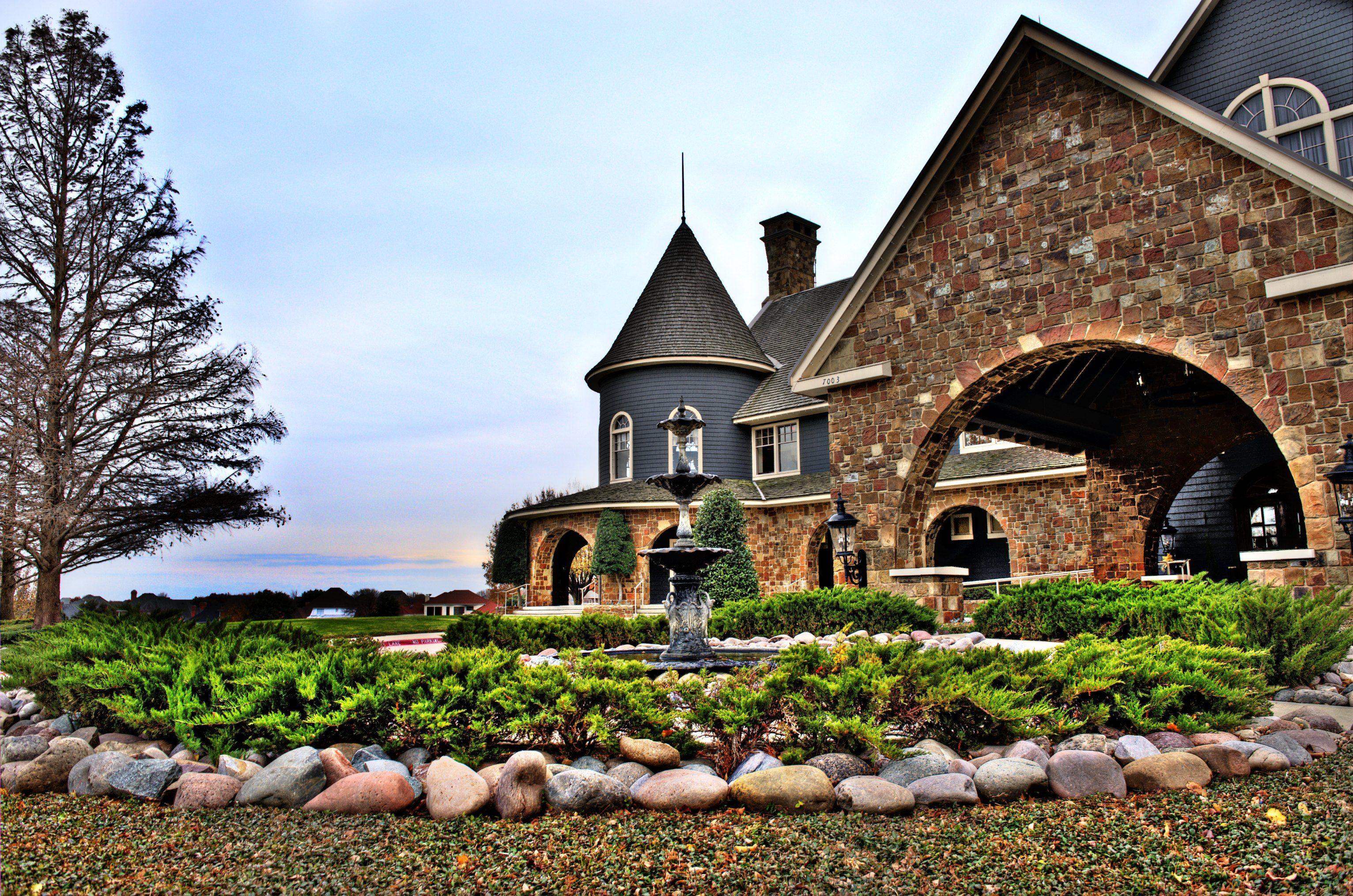 The Stonebridge Clubhouse McKinney Tx Stevens Favorite Place To Golf