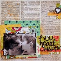 A Project by katebroccoli from our Scrapbooking Gallery originally submitted 05/07/13 at 11:42 PM