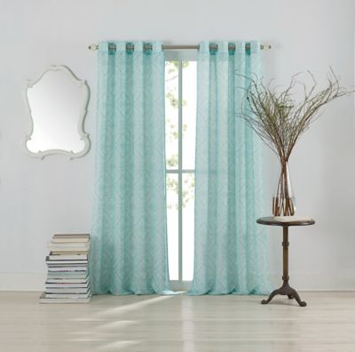 Buy Anthology 226 162 Lucca Grommet 108 Inch Window Curtain