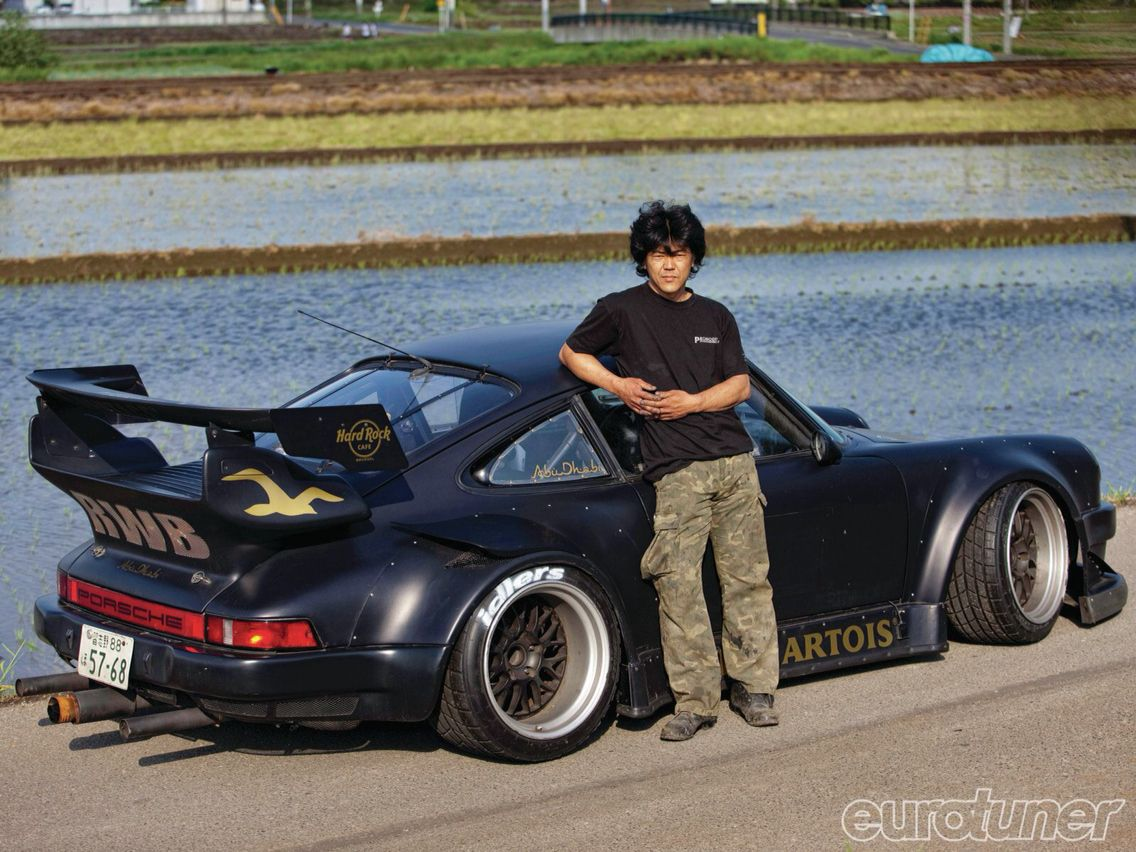 Rwb Rauh Welt Begriff Japanese Porsche Tuning Legend And