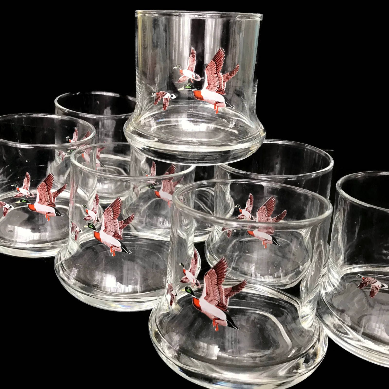 Delightful Excited To Share The Latest Addition To My #etsy Shop: Vintage Barware Set  Pheasant