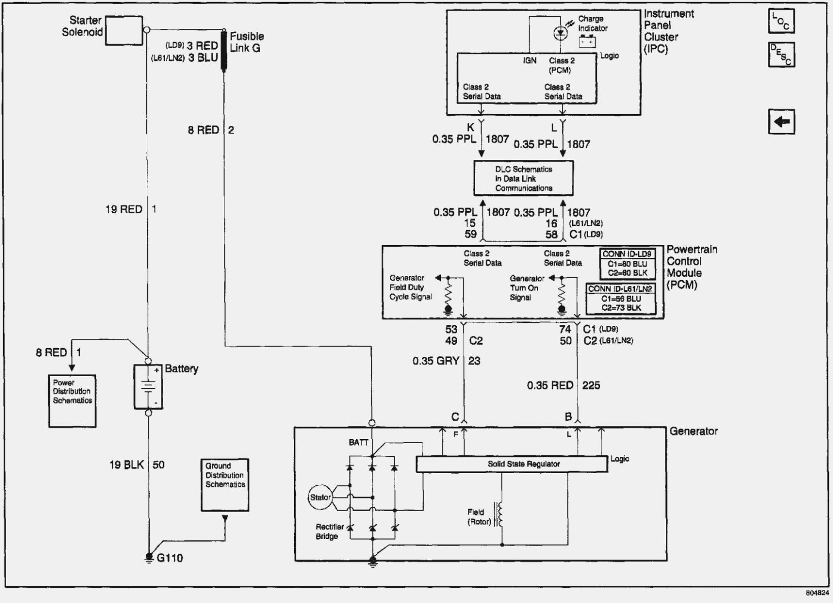 Alternator Wiring Diagram Chrysler